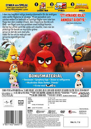 Angry Birds Movie (Begagnad)