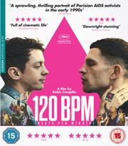 120 Beats Per Minute (ej svensk text) (Blu-ray)