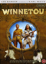 Winnetou Collection (4-disc)
