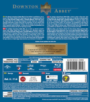 Downton Abbey - Säsong 1 (Blu-ray)