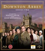 Downton Abbey - Säsong 2 (Blu-ray)