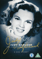 Judy Garland the Signature Collection (6-disc) (ej svensk text)