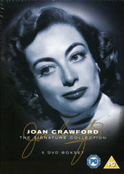 Joan Crawford the Signature Collection (5-disc) (ej svensk text)
