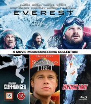 4 Movie Mountaineering Collection (Blu-ray)