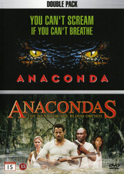 Anaconda / Anacondas - the Hund For the Blood Orchid (2-disc)