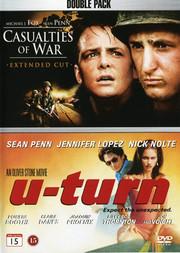 Casualties of War / U-Turn (2-disc)