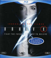 Arkiv X - Fight the Future / Arkiv X - I Want To Believe (2-disc) (Blu-ray)