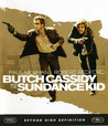 Butch Cassidy and the Sundance Kid (Blu-ray) (Begagnad)
