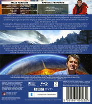 Earth - The Power of the Planet (Blu-ray) (2-disc) (ej svensk text)