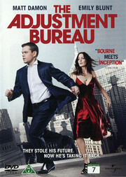 Adjustment Bureau (Begagnad)
