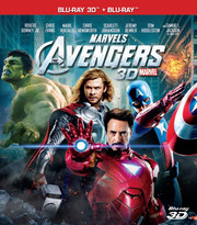 Avengers (2012) (Real 3D + Blu-ray)