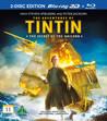 Tintins Äventyr - Enhörningens Hemlighet (Real 3D + Blu-ray)