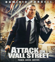 Attack On Wall Street (Blu-ray)
