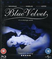 Blue Velvet (ej svensk text) (Blu-ray)