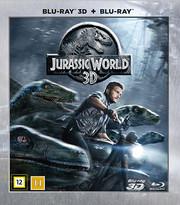 Jurassic World (Blu-ray + Real 3D)