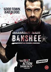 Banshee - Säsong 1-4