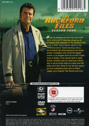 Rockford Files - Season 4 (ej svensk text)