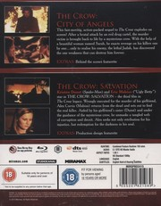 Crow: City of Angels / Crow: Salvation (ej svensk text) (Blu-ray)