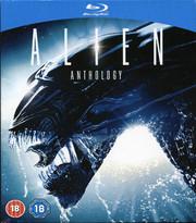 Alien Anthology Box (4-disc) (Blu-ray)