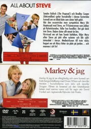 All About Steve / Marley Och Jag (2-disc)