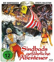 Golden Voyage of Sinbad (ej svensk text) (Blu-ray)