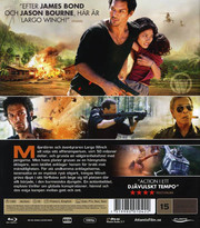 Burma Conspiracy (Blu-ray)