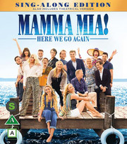 Mamma Mia! Here We Go Again (Blu-ray)