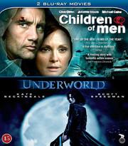 Children of Men / Underworld (2-disc) (Blu-ray)