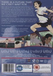 The Girl Who Leapt Through Time (ej svensk text)
