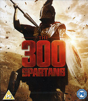 300 Spartans (ej svensk text) (Blu-ray)