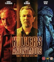 Killers Anonymous (Blu-ray) (Begagnad)