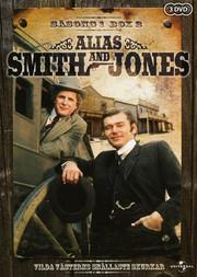 Alias Smith And Jones - Säsong 1 Box 2