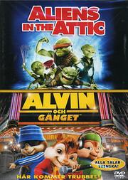 Aliens In the Attic / Alvin Och Gänget