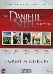 Danielle Steel - 5 Great Miniseries (5-disc)