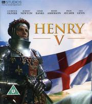 Henry V (Blu-ray) (ej svensk text)