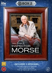 Kommissarie Morse - Box 2 Del 4-6