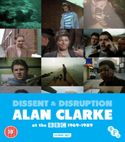 Dissent and Disruption: Alan Clarke At the BBC 1969-1989 - Limited Edition (13-disc) (ej svensk text) (Blu-ray)