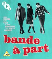 Bande á Part (ej svensk text) (Blu-ray)