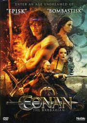 Conan the Barbarian (2011) (Begagnad)