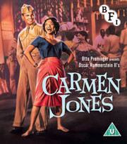Carmen Jones (ej svensk text) (Blu-ray)