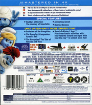 Smurfs 2 (Real 3D + Blu-ray)