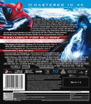 Amazing Spider-Man 2 (Blu-ray) (Begagnad)