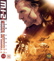 Mission: Impossible II (New Line Look) (Blu-ray)