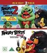 Angry Birds Movie 1 + 2 (Blu-ray)