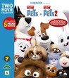 Husdjurens Hemliga Liv 1 + 2 (Blu-ray)
