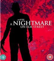 A Nightmare On Elm Street (ej svensk text) (Blu-ray)