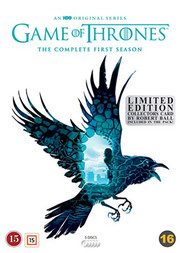 Game of Thrones - Säsong 1 - Robert Ball Ltd Edition