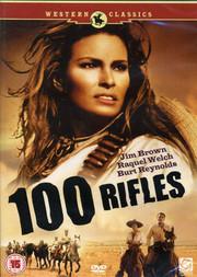 100 Rifles (ej svensk text)