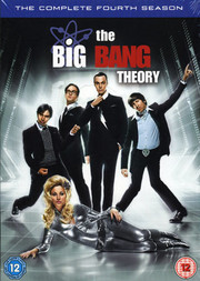 Big Bang Theory - Säsong 4