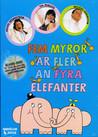 5 Myror Är Fler Än 4 Elefanter Box (4-disc)